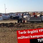 Terör örgütü YPG/PKK, Roj mülteci kampında çocukları tutukladı